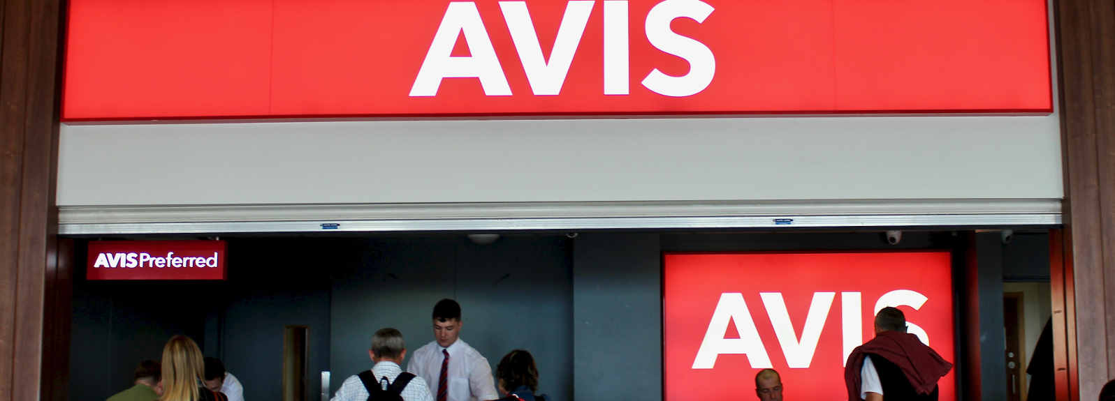 Avis Car Rental Dublin